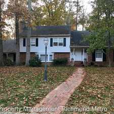 Rental info for 8316 Fulham Ct.