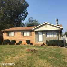 Rental info for 4723 Monmouth Drive