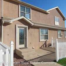 Rental info for 9499 Fence Post Ct. in the Fountain area