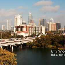 Rental info for Riverside apts in the Austin area