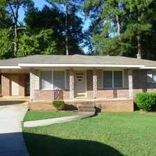 Rental info for 1623 Valley Circle