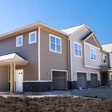 Rental info for High Bluff Townhomes