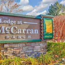 Rental info for The Lodge at McCarran Ranch