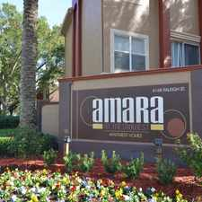 Rental info for Amara at Metrowest