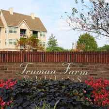 Rental info for Truman Farm Villas