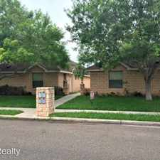 Rental info for 1206 S. PALM DR in the Pharr area