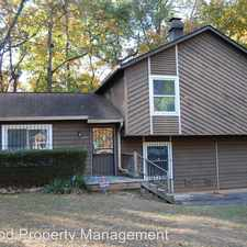 Rental info for 5389 Forest East Lane in the Redan area