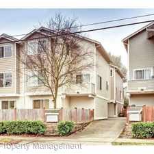 Rental info for 8537 Stone Ave N #A in the North College Park area