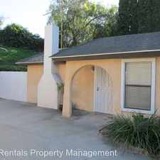 Rental info for 195 South Los Timbres - Los Timbres (195) in the North Tustin area