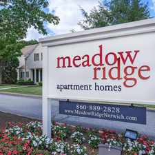 Rental info for Meadow Ridge Apartment Homes