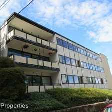 Rental info for 215 10th Ave SE #4