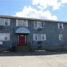 Rental info for Two Bedroom second floor end-unit.