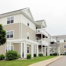 Rental info for Cedar Creek II Senior Housing