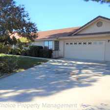Rental info for 11751 Almond Court