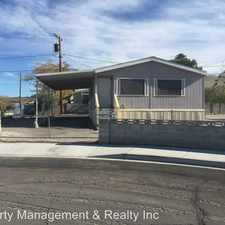 Rental info for 252 Navajo Dr