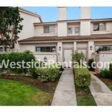 Rental info for 3 Bedroom 2.5 Bath in the Shady Canyon area