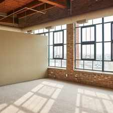 Rental info for River West Lofts
