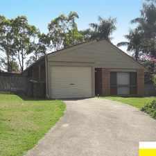 "Rental info for ""ONE WEEKS RENT FREE FOR 12 MONTHS LEASE"" JAMBOREE HEIGHTS. 3 Bed. 1 Bath. in the Darra area"