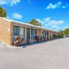 Rental info for As new, walk to everything! in the Beenleigh area