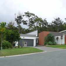 Rental info for Impressive Home in Coomera Springs in the Gold Coast area