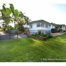 Rental info for Quality on The Range! in the Rockhampton area