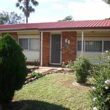 Rental info for READY FOR RENTING - 4 BEDROOMS, AIR CON, FRESH PAINT!!! in the Toowoomba area