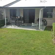 Rental info for Rare 2 bedroom unit now available in the Brisbane area