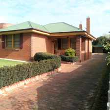 Rental info for Traditional Red Brick home minutes from Town! in the Wagga Wagga area