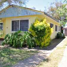Rental info for Three Bedroom Home in West Tamworth in the West Tamworth area