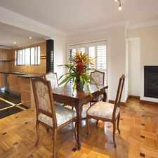 Rental info for Enormous House-Like Apartment With Triple Garaging in the Sydney area