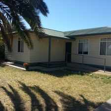 Rental info for 3 BEDROOM COMPACT HOME in the Port Augusta area