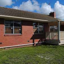 Rental info for A Great Family Home in the Geelong area