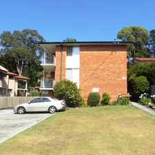 Rental info for 5/9 Riou Street, Gosford. in the Gosford area