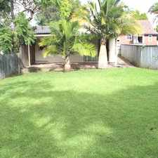 Rental info for Deposit taken - Spacious Property with Big Yard!! in the Frenchs Forest area