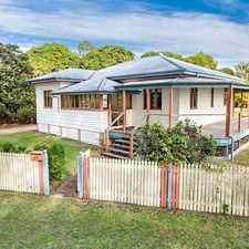 Rental info for Waterfront Home !!! in the Brisbane area