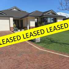 Rental info for PROPERTY IS NOW LEASED