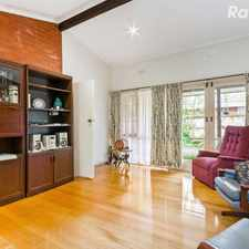 Rental info for Private spacious 3 Bed + Study home - Pool not included in lease in the Melbourne area