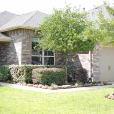 Rental info for 11314 Sandstone Canyon Dr in the Atascocita area