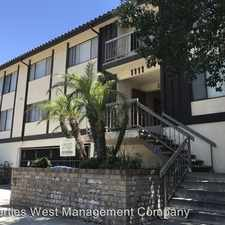 Rental info for 1111 West 14th Street #10 in the Coastal San Pedro area
