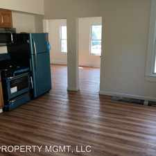 Rental info for 61 MONTGOMERY STREET - 2ND FL in the 07501 area