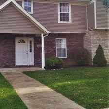 Rental info for 2426 South Woolery Mill Drive