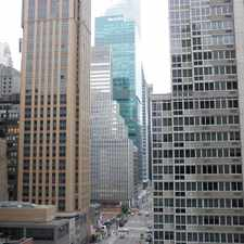Rental info for 1033 Ave of the Americas in the New York area