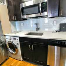 Rental info for 42 Harrison Street #5A in the New York area