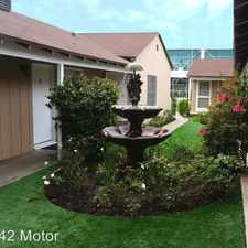 Rental info for 3742 Motor Ave. in the Palms area
