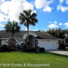 Rental info for 7200 Country Lake Circle
