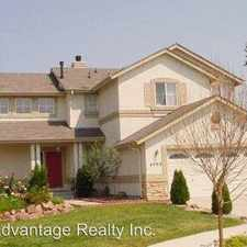 Rental info for 4502 Wintergreen Circle