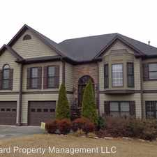 Rental info for 5 Tramore Ct