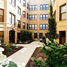 Rental info for 2801-05 W. Lawrence in the Ravenswood area