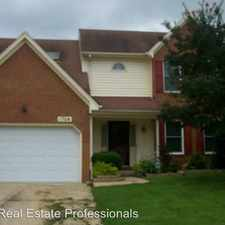 Rental info for 1704 River Rock Arch