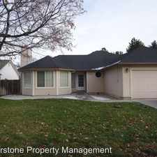 Rental info for 1934 N. Pilgrim Ave. in the Boise City area